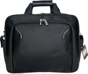 Laptop Computer Business Carry Nylon Notebook 15.6′′ Laptop Case pictures & photos