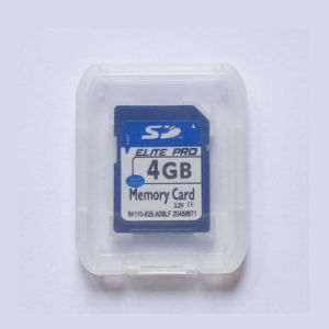 Bulk SD Card 4GB Capacity Camera SD Card Accept Paypal pictures & photos
