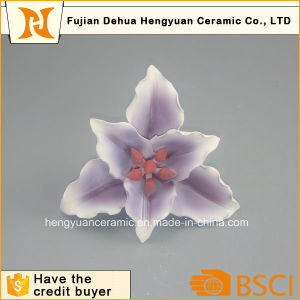 Datura Flowers Made of Ceramics by Handmande for Decoration pictures & photos