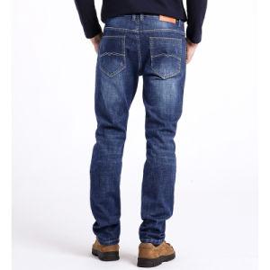 Mens Straight Blue Jean Pants Fashion Denim Jeans pictures & photos