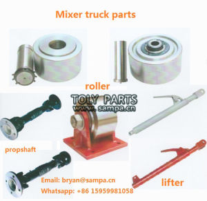 Concrete Mixer Truck Parts Lifter Roller up Holder Arm pictures & photos