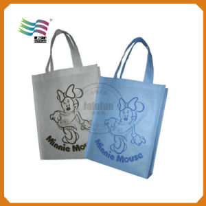 Multi-Functional Atroceruleous Nonwoven Bag (HYbag 008) pictures & photos
