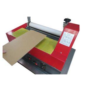 400mm Hot Melt Glue Machine Laminating Machine for Carton Box pictures & photos