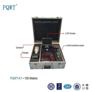 Pqwt-K1 Well Borehole Inspection Camera with Video 150meters pictures & photos