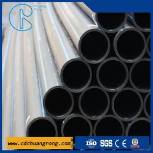 HDPE Plastic Water Drainage Pipes pictures & photos