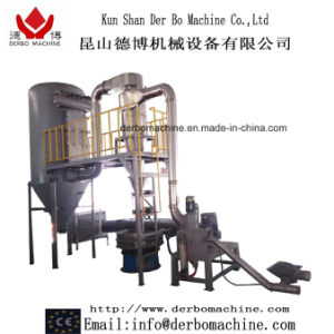 High Output Powder Coating Acm Micro-Grinding System