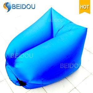Popular Leisure Durable Inflatable Air Sleeping Bean Bag Chair