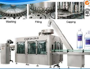 Water Production Machinery/ Equipments/ Line (CGF) pictures & photos