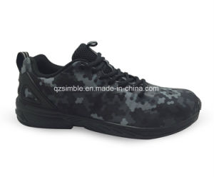 Fashion Men Women Sports Running Shoes with Oxford Cloth pictures & photos
