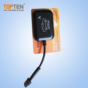 Small GPS Tracker with Free Tracking Platform for Motorcycle Mt05-Ez pictures & photos