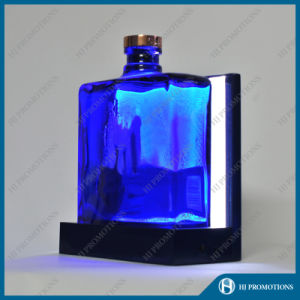 LED Acrylic Wine Display Rack (HJ-DWL01) pictures & photos
