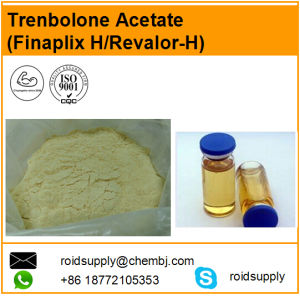Hot Top Quality Steroid Hormone Trenbolone Acetate Powder Tren Acetate pictures & photos