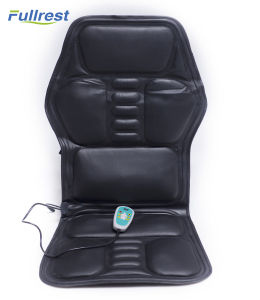 Shiatsu Heating Back Massager Cushion with Seat Vibration pictures & photos