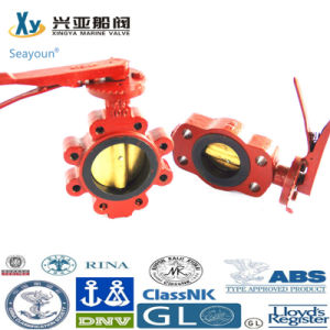Wholesale High Quality Plastic Butterfly Valve pictures & photos