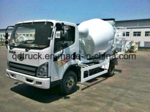 FAW CONCRETE MIXER TRUK PRICE, CEMENT MIXER TRUCK CAPACITY pictures & photos
