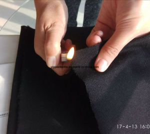 Knitted Nomex Aramid Flame Retardant Interlock Fabric pictures & photos