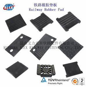 Anti Vibration Pads for Railroad Construction