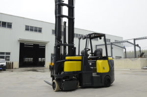 Articulating Electric Forklift for Sale with Best Price pictures & photos
