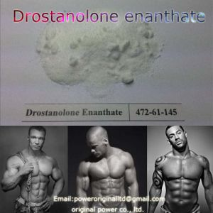 Bodybuilding White Steroid Powders Drostanolone Enanthate pictures & photos