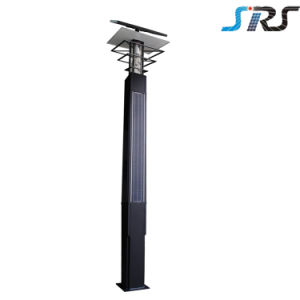 Stainless Steel 12W Solar Integrated LED Garden Light for Beauty Spot with Ce Certification pictures & photos