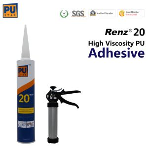 high initinal strength windshield polyurethane sealant pictures & photos