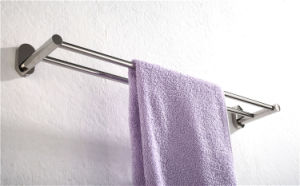 Bathroom Accessories Stainless Steel Towel Bar (1213) pictures & photos