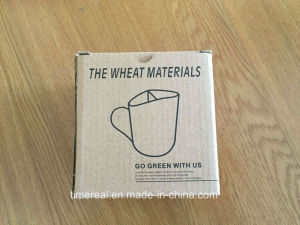 Nature Wheat Tablewares Mug Nw001 pictures & photos