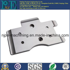 High Quality Custom Metal CNC Machined Plate pictures & photos