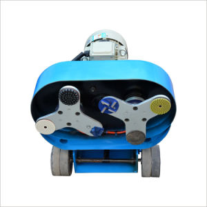 10HP Single Phase Floor Polisher High Power Double Heads Concrete Grinding Machine pictures & photos
