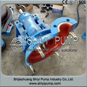 Horizontal Centrifugal Heavy Duty Mud Handing Slurry Pump pictures & photos