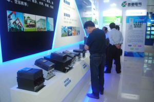 Three-Phase 355kw Current Vector Control Frequency Inverter pictures & photos