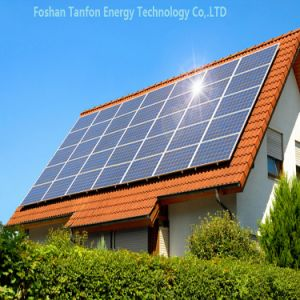 15kw 20kw 30kw High Efficency Solar Energy System pictures & photos