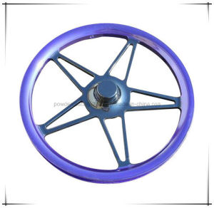 Purple Powder Coating for Wheel Hub Coating pictures & photos