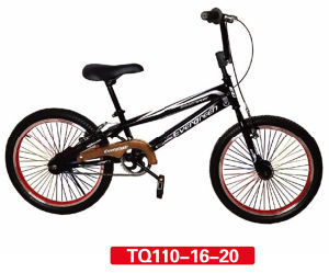 Coffee Color of BMX Freestyle Bike 20 Inch pictures & photos