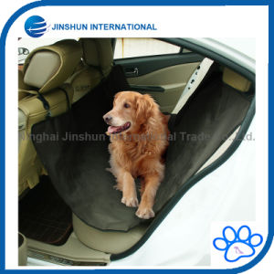 Waterproof Pet Back Car Seat Cover Cat Dog Hammock Protector Mat Blanket Black pictures & photos