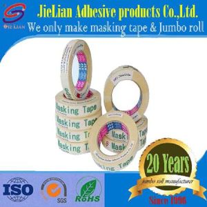 White Adhesive Masking Tape with Free Samples pictures & photos
