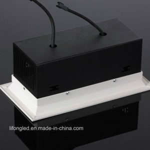 Double Head 7W 9W COB LED Grille Downlights pictures & photos