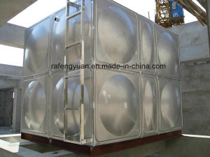10 Cbm Small Stainless Steel Water Storage Tank pictures & photos