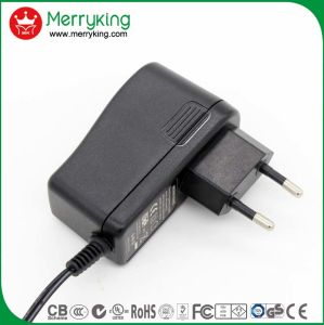 18W AC DC Adapter with UL GS Ce RoHS Approved pictures & photos