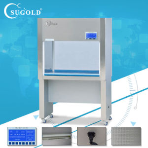 Sugold Sw-Cj-1f Vertical Air Supply Clean Cabinet Equipment pictures & photos