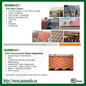High Quality Tile Roof Solar Panel Mounting Hook Brackets pictures & photos