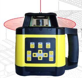 Automatic Leveling Rotary Laser Level Total Station (SRE-801R and SRE801G) pictures & photos
