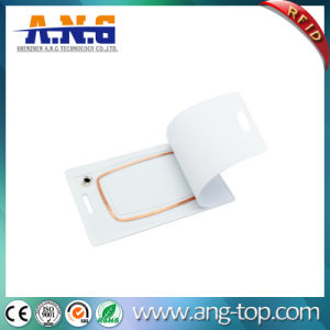 13.56MHz Printable Plastic RFID Smart Business Card pictures & photos
