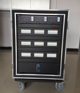 400A Camlock Power Distro with Edison Outlets pictures & photos