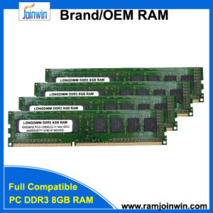 Retail Non Ecc Unbuffered 512mbx8 Desktop DDR3 RAM 8GB pictures & photos