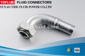 CNC Manufacture, Competitive Price Hydraulic Hose Fittings pictures & photos