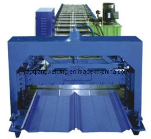 Machine for Metal Material Chamfering pictures & photos
