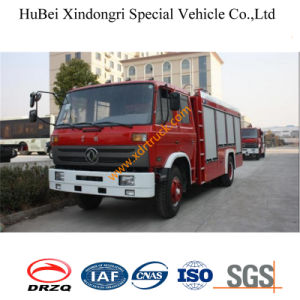 6ton Dongfeng EQ1141kj 153 Water Fire Truck Euro3 pictures & photos
