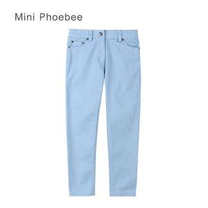 Cotton Blue Pants Kids Wholesale Online pictures & photos