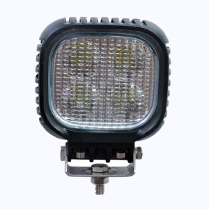 40W Work Driving Light 4 Inch Flood Beam Offroad SUV Driving Light pictures & photos